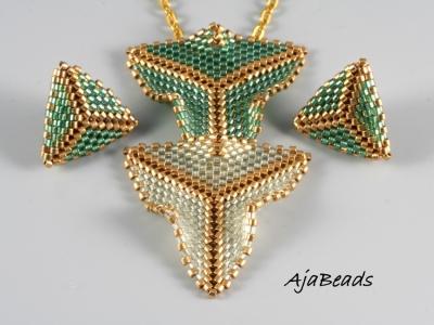 Trojuhelniky listy zelene set 2.jpg